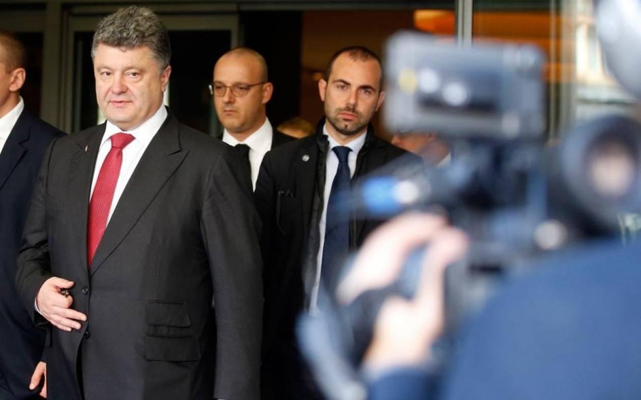 Ποροσένκο: «Δεν είμαι αισιόδοξος» - Συγκρούσεις στην Ουκρανία