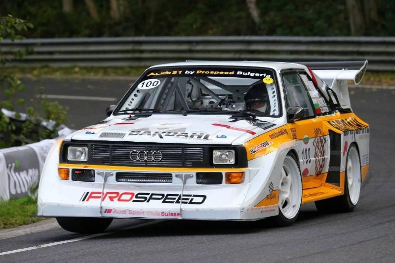 Audi Quattro S1/ Bardhal: Sport και θέαμα