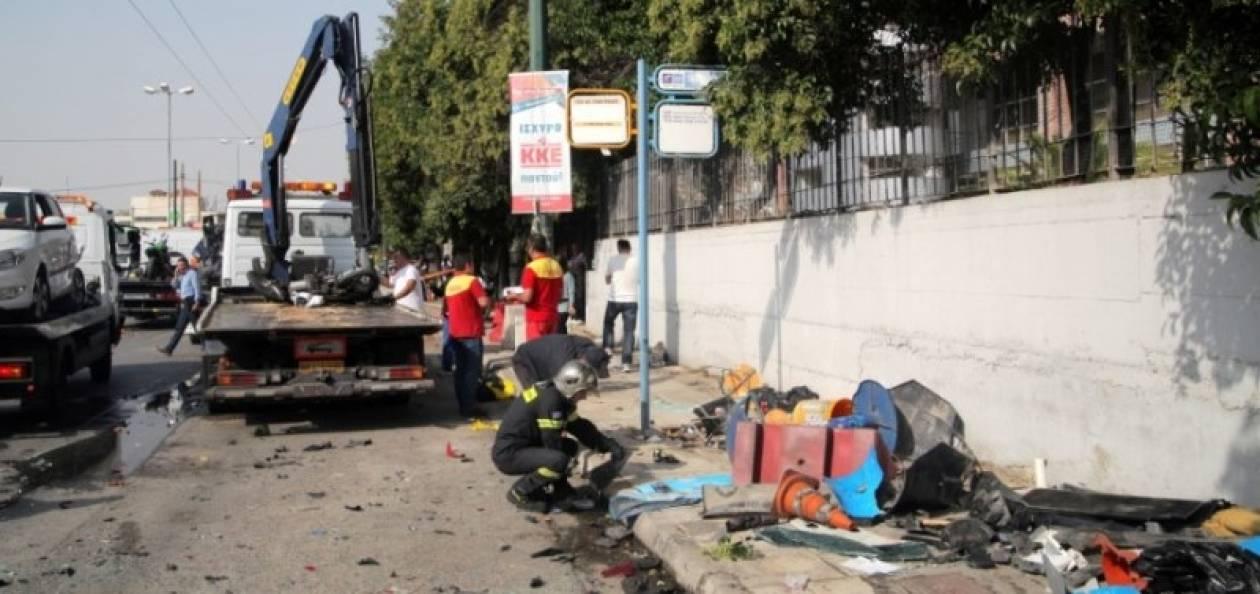 Πέτρου Ράλλη: Έτσι ξεκίνησε τη δολοφονική πορεία του το αυτοκίνητο (vid)