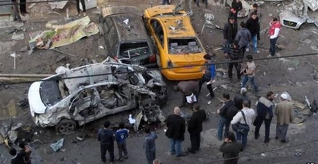 Βαγδάτη: Δεκάδες νεκροί σε επιθέσεις με παγιδευμένα οχήματα