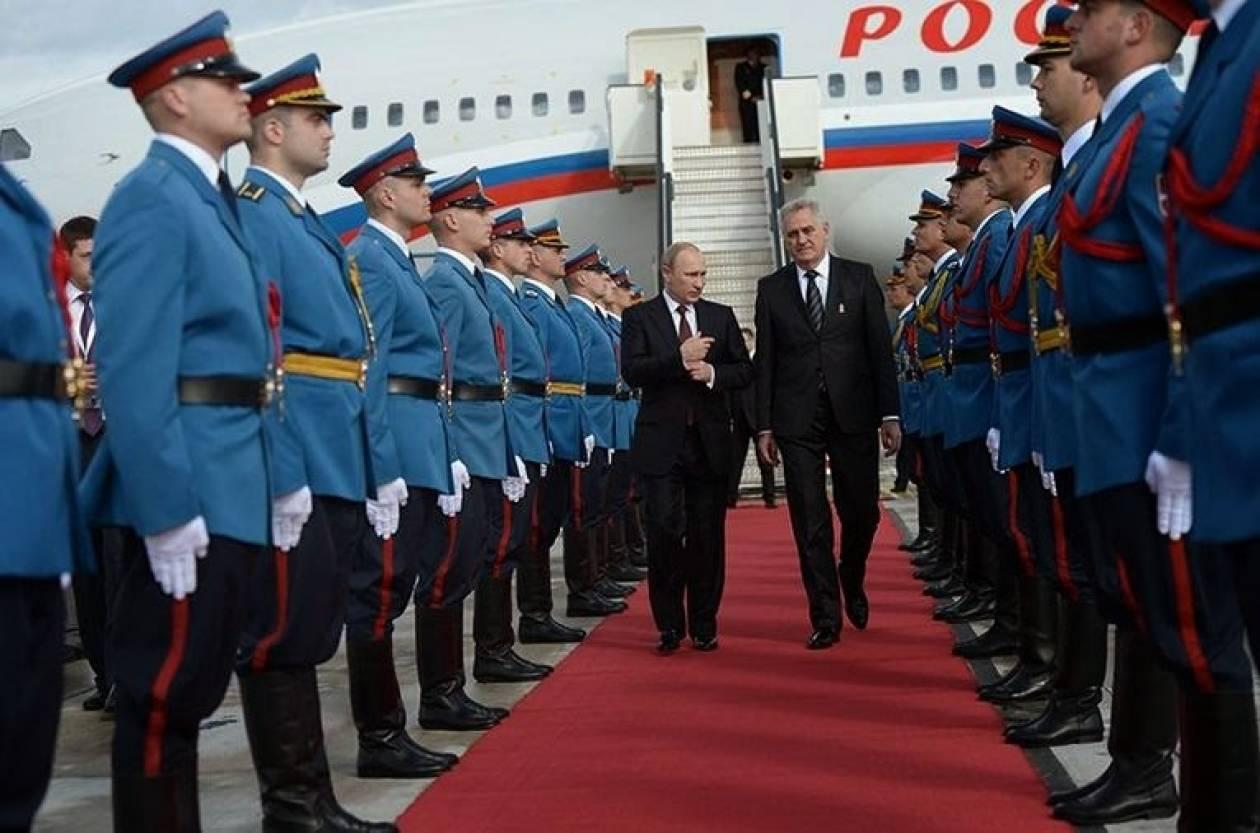 Η Ρωσία θα κάνει επενδύσεις στη Σερβία ύψους 10 δις δολαρίων