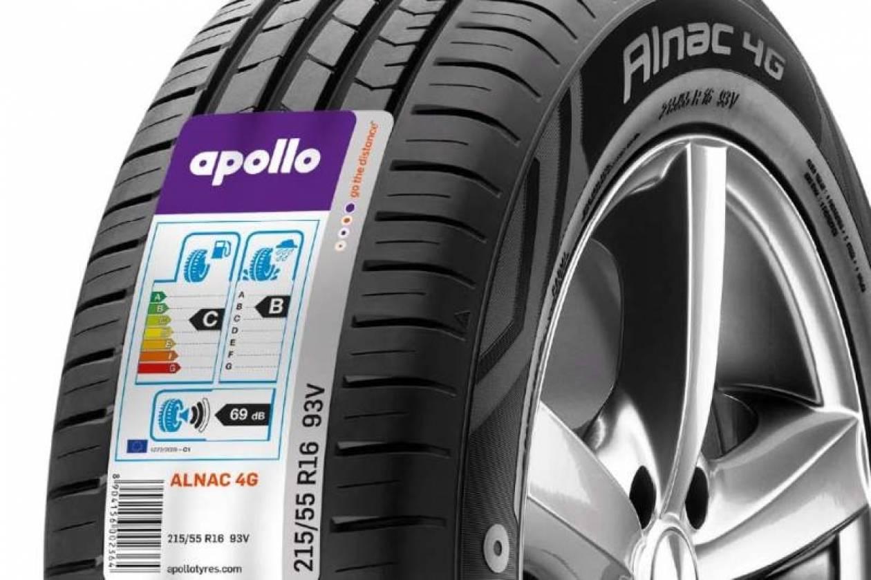 Apollo: Μία νέα μάρκα ελαστικών στην Ελληνική αγορά
