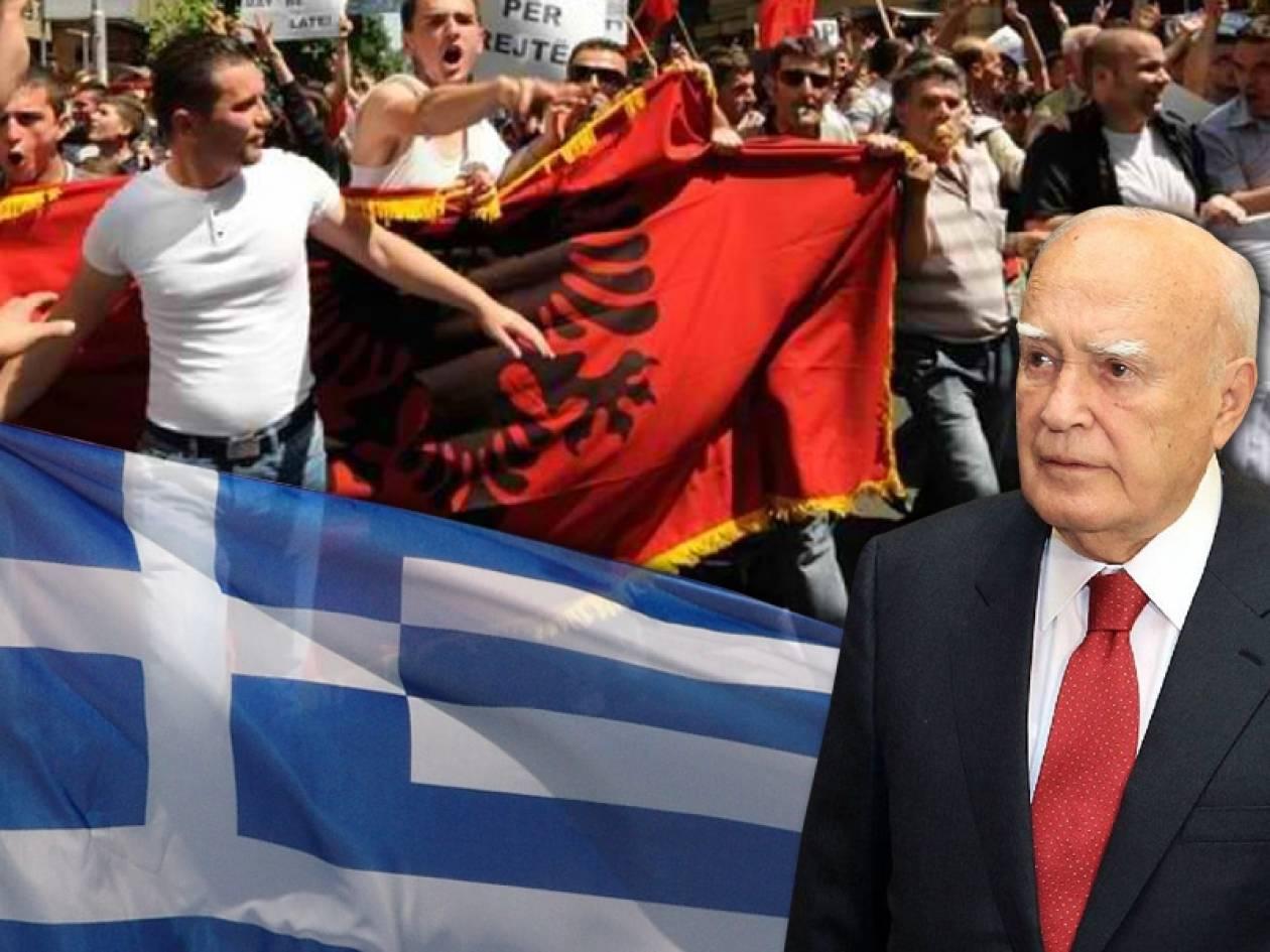 Δεν έχει τέλος το θράσος των Αλβανών–Απαιτούν από τους Έλληνες «συγγνώμη»