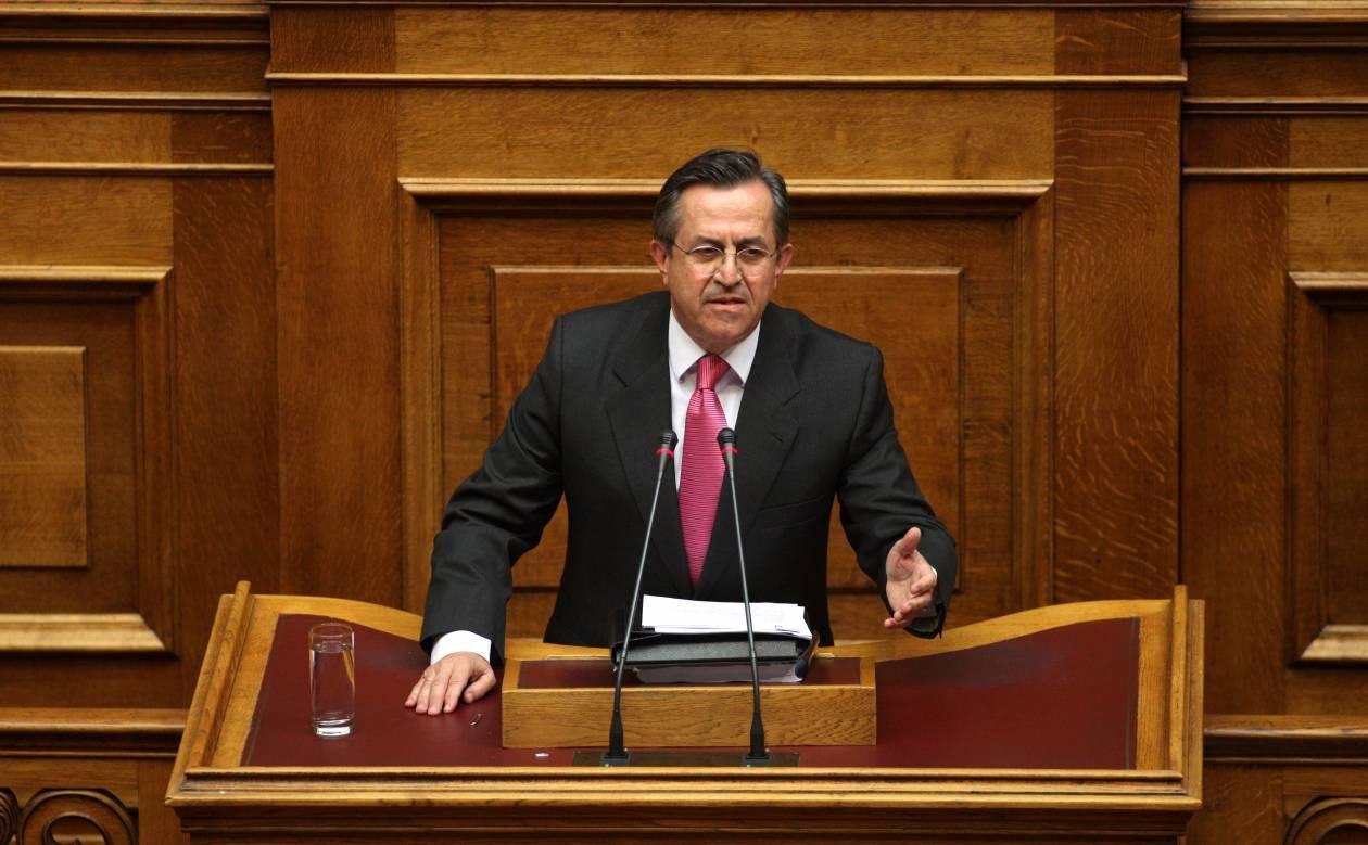 Νικολόπουλος: Ρυθμίστηκαν τα θαλασσοδάνεια των πολιτικών μπαταχτσήδων (vid)
