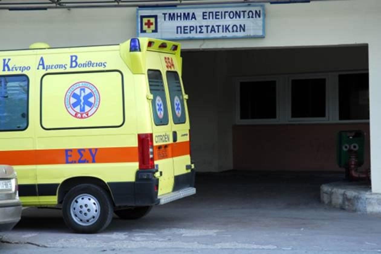 Λάρισα: Να απαγχονιστεί αποπειράθηκε 50χρονος