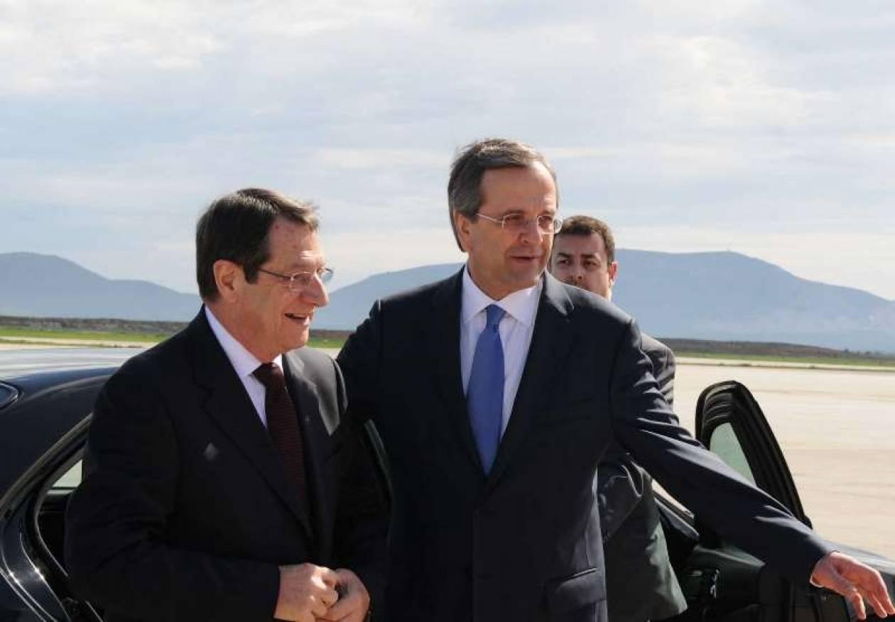 Ανοιχτό το ενδεχόμενο επίσκεψης του Σαμαρά στην Κύπρο