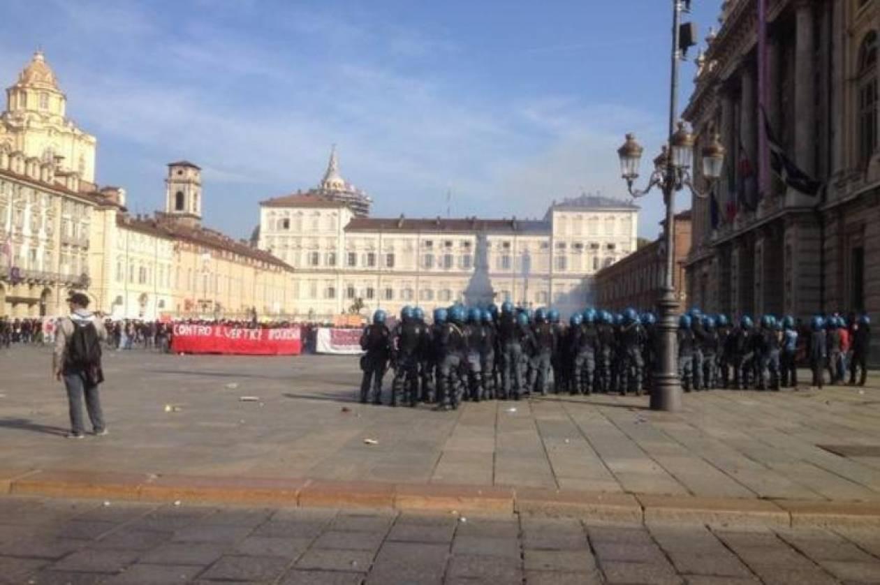 Μπολόνια: Συγκρούσεις αστυνομίας - ακροαριστερών «κοινωνικών κέντρων»