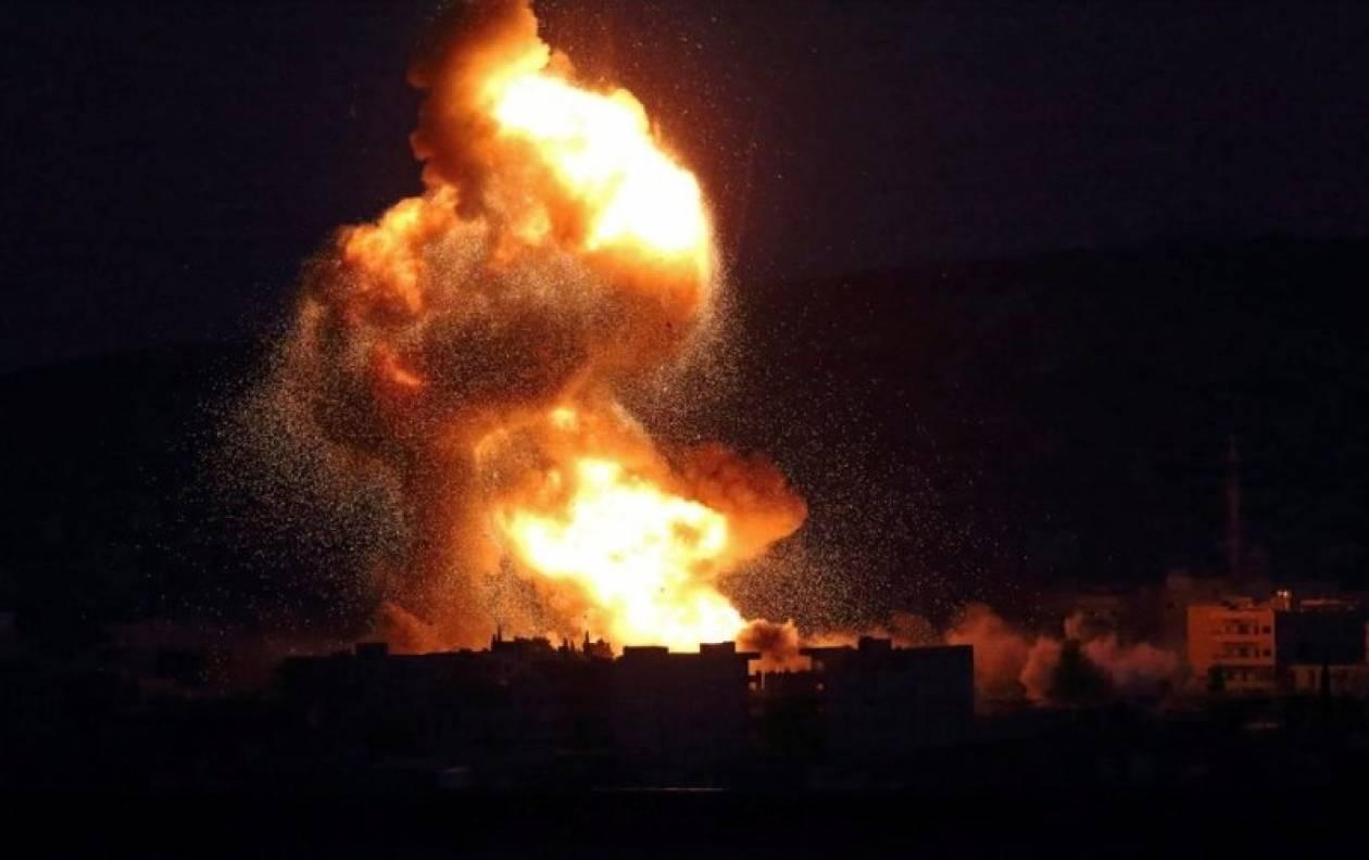 Η μάχη του Κομπάνι (photos)