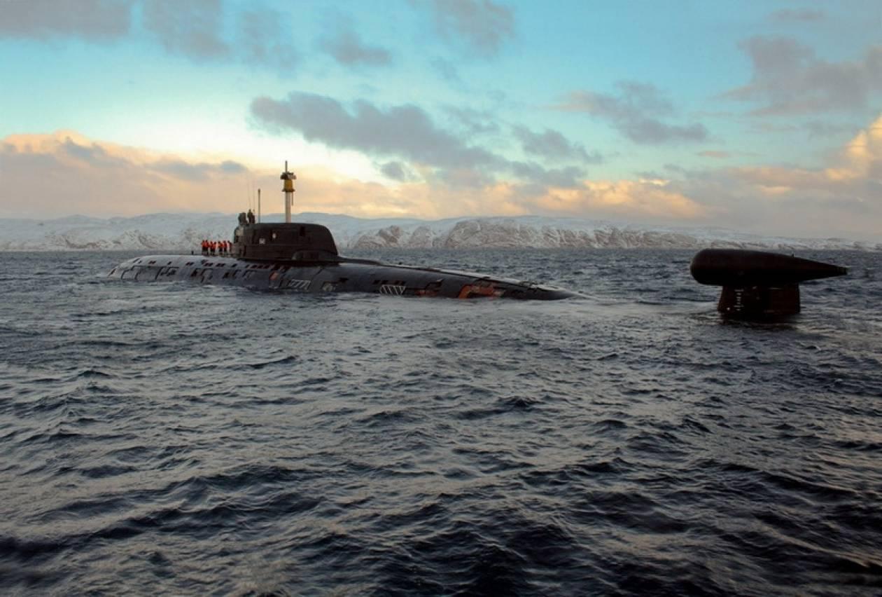 Μυστήριο με την ύπαρξη αγνώστου υποβρυχίου στα ανοικτά της Στοκχόλμης