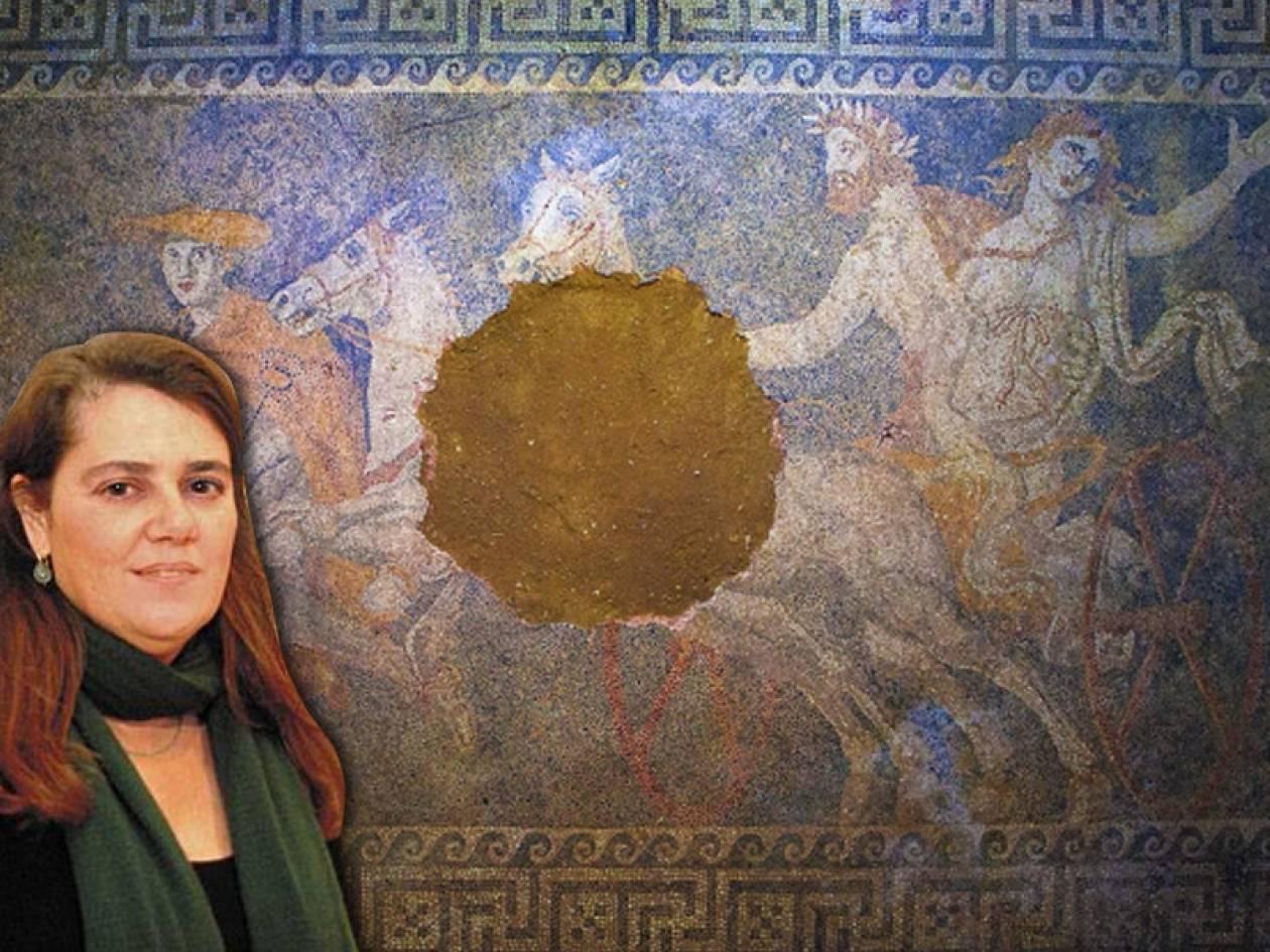 Αμφίπολη: «Οι καλλιτέχνες που έφτιαξαν το ψηφιδωτό ήταν οι καλύτεροι της εποχής τους»