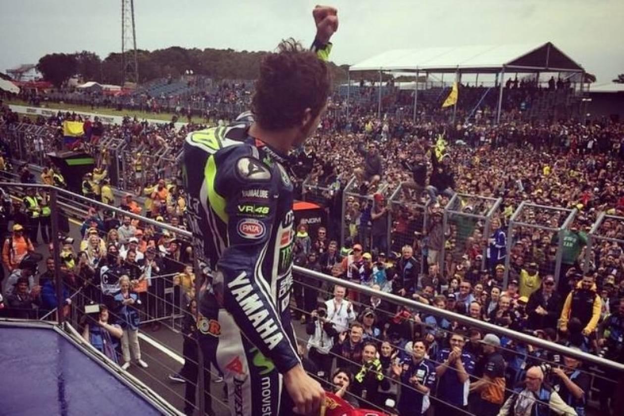 MotoGP Phillip Island: Ο Doctor θεράπευσε την τρέλα της Αυστραλίας