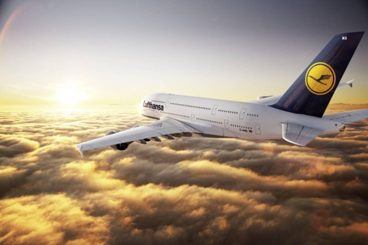 Η όγδοη απεργία της χρονιάς στη Lufthansa αρχίζει τη Δευτέρα