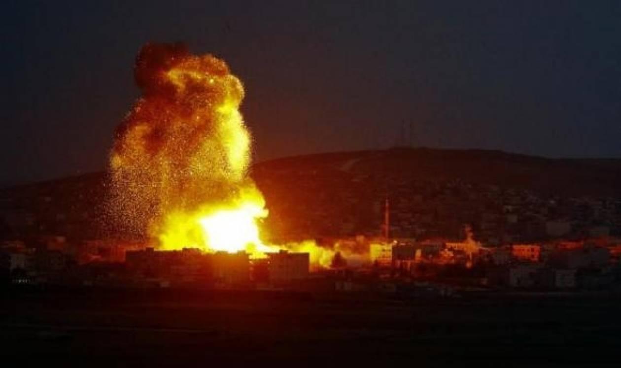 Συρία: Εντείνονται οι μάχες στην Κομπάνι