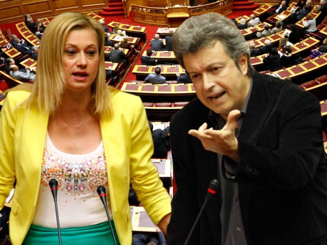 Τατσόπουλος για Ραχήλ: Θα της πάρω δώρο λεξικό