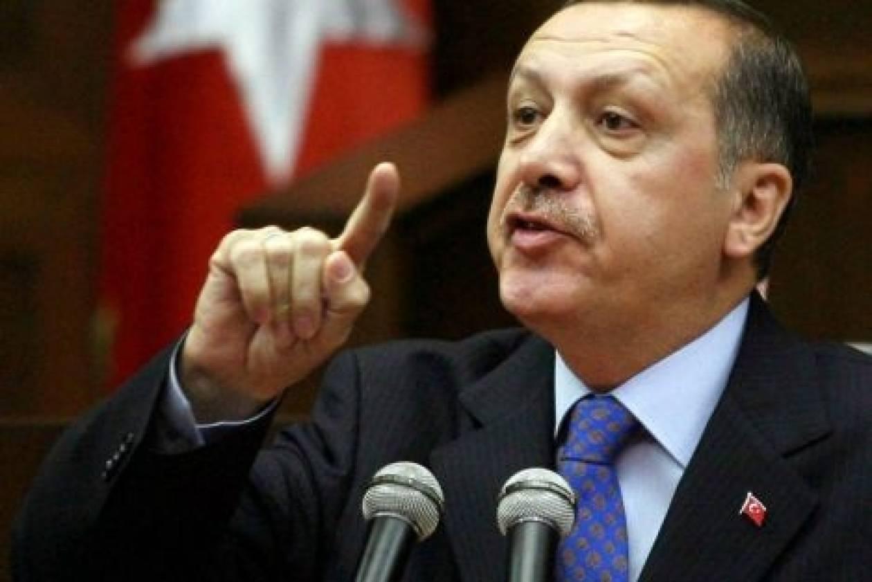 Τ. Ερντογάν: Καμία βοήθεια στους Κούρδους τρομοκράτες