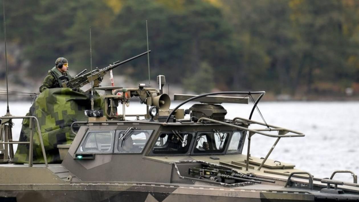 Παράταση στο μυστήριο για το άγνωστο σκάφος στη Σουηδία