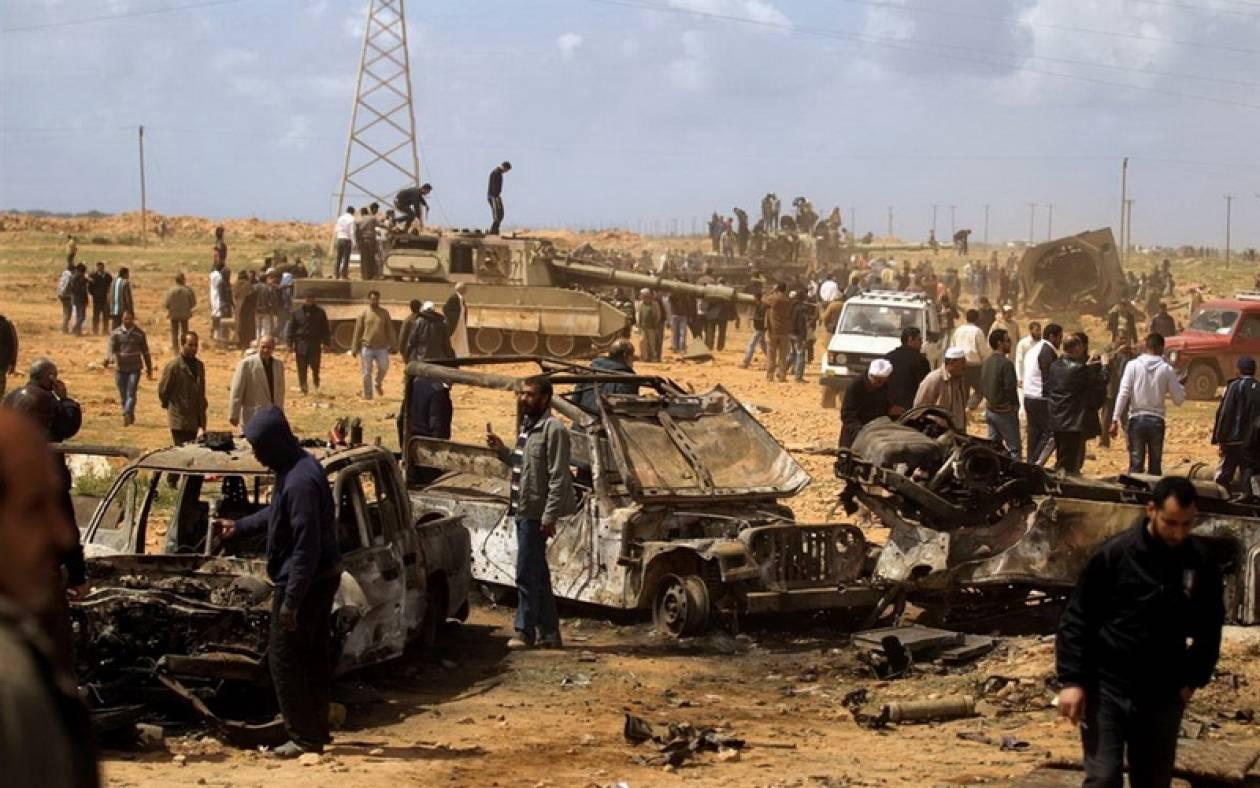 Πέντε χώρες ζητούν τον άμεσο τερματισμό των μαχών στην Λιβύη