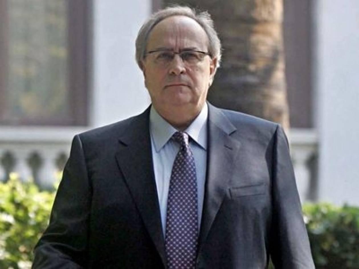 Στον εισαγγελέα ο Κωνσταντόπουλος για τον «κουμπαρά»