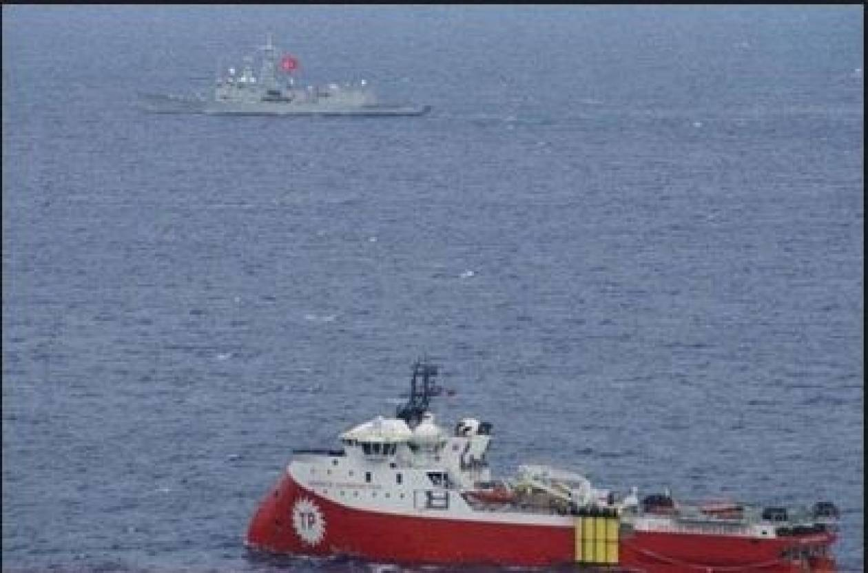 «Συναγερμός» στην Κύπρο: Η Τουρκία πραγματοποιεί την απειλή της με 3 πλοία