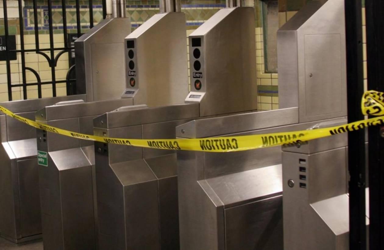Νεαρός κρεμάστηκε στο μετρό του Μπρούκλιν