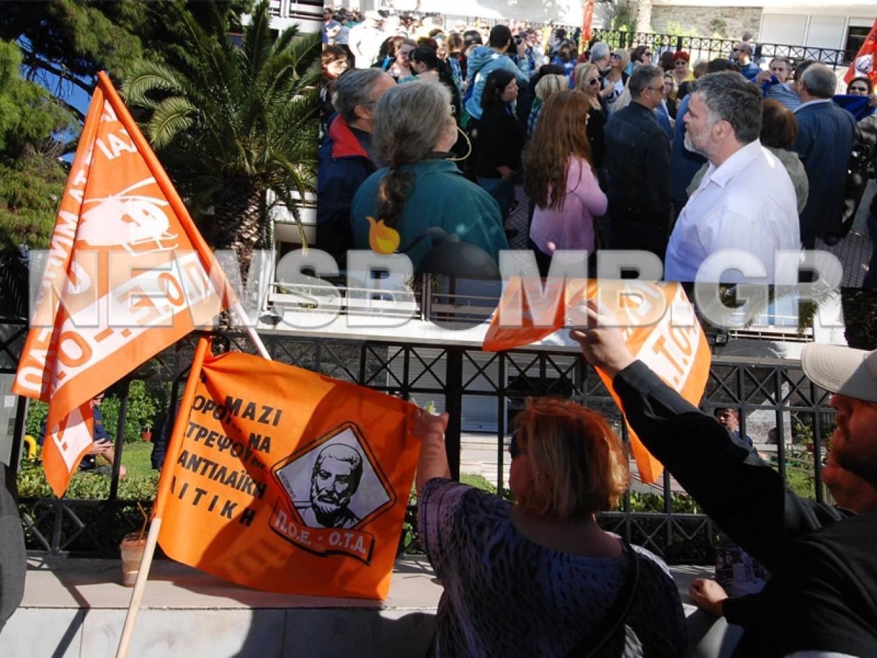 ΠΟΕ-ΟΤΑ: Στους δρόμους οι εργαζόμενοι στην Τοπική Αυτοδιοίκηση (pics-vid)