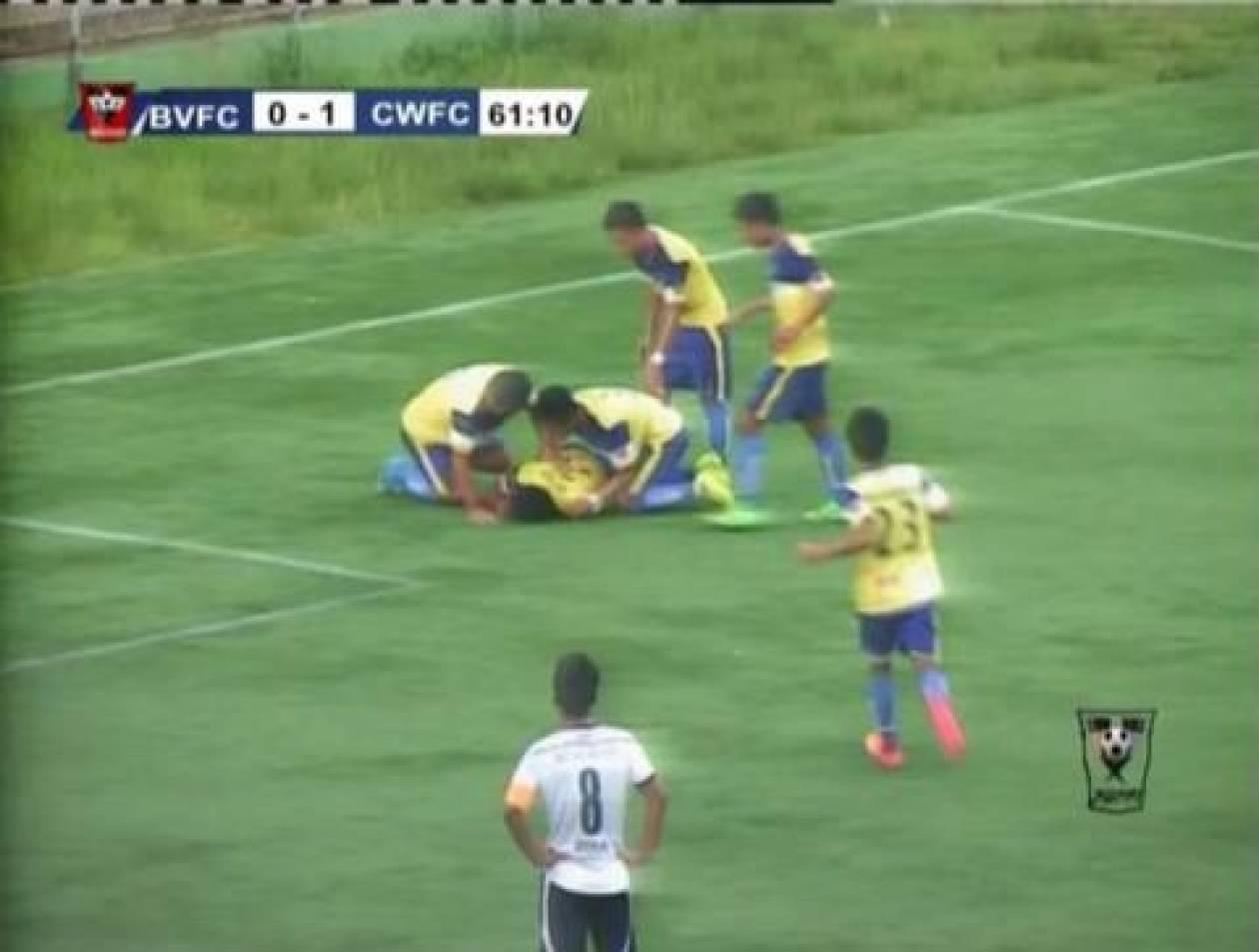 Τραγικός θάνατος ποδοσφαιριστή: Σκοτώθηκε ενώ πανηγύριζε