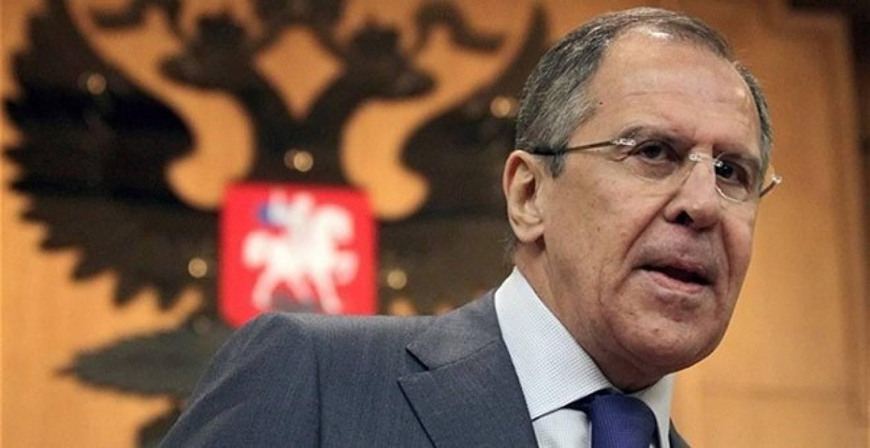 Λαβρόφ: Οι ρωσο-αμερικανικές σχέσεις «έπιασαν πάτο»