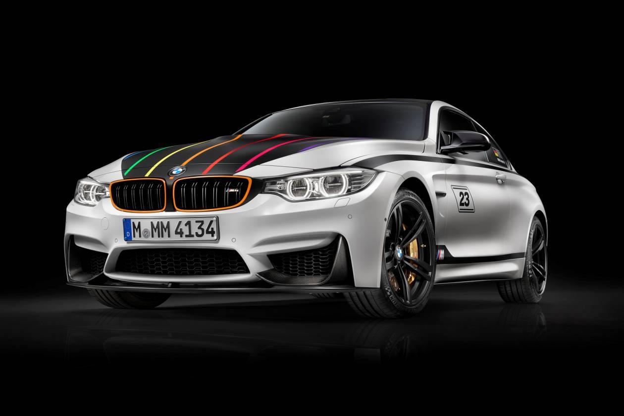 BMW: Η M4 του DTM