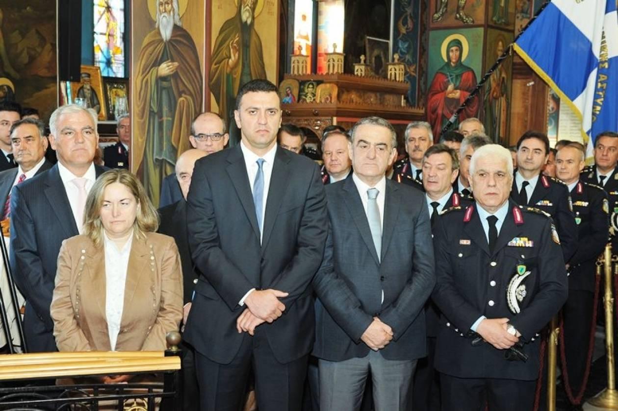 Εκδηλώσεις για τον εορτασμό της «Ημέρας της Αστυνομίας» (pics&vid)