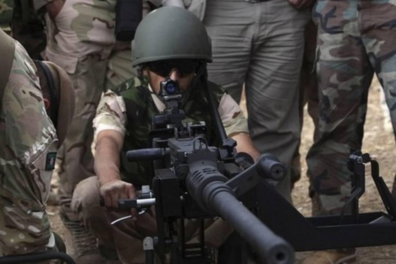 Έτοιμοι για το Κομπάνι οι Κούρδοι Πεσμεργκά του Ιράκ