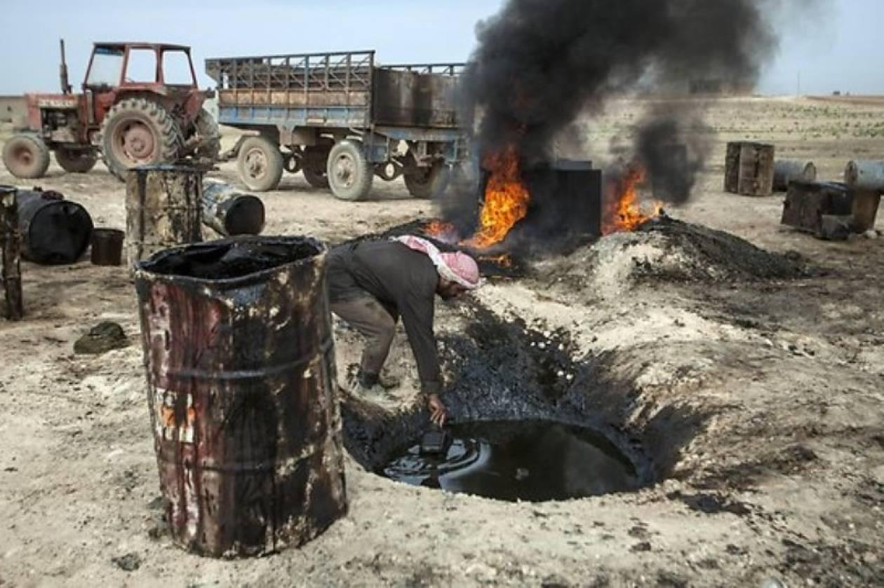 Δύο εκατ. την ημέρα έβγαζαν οι τζιχαντιστές από την πώληση πετρελαίου!