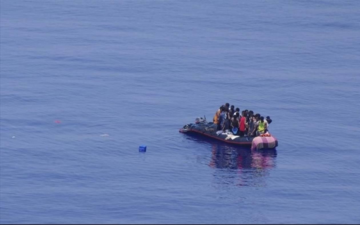 Φαρμακονήσι: Εντοπισμός και σύλληψη 11 παράνομων μεταναστών