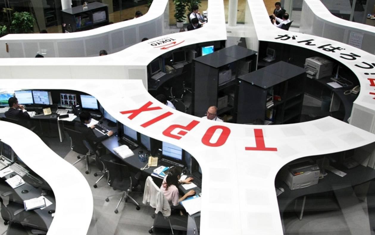 Χρηματιστήριο Τόκιο: Σημαντική άνοδο καταγράφει ο Nikkei