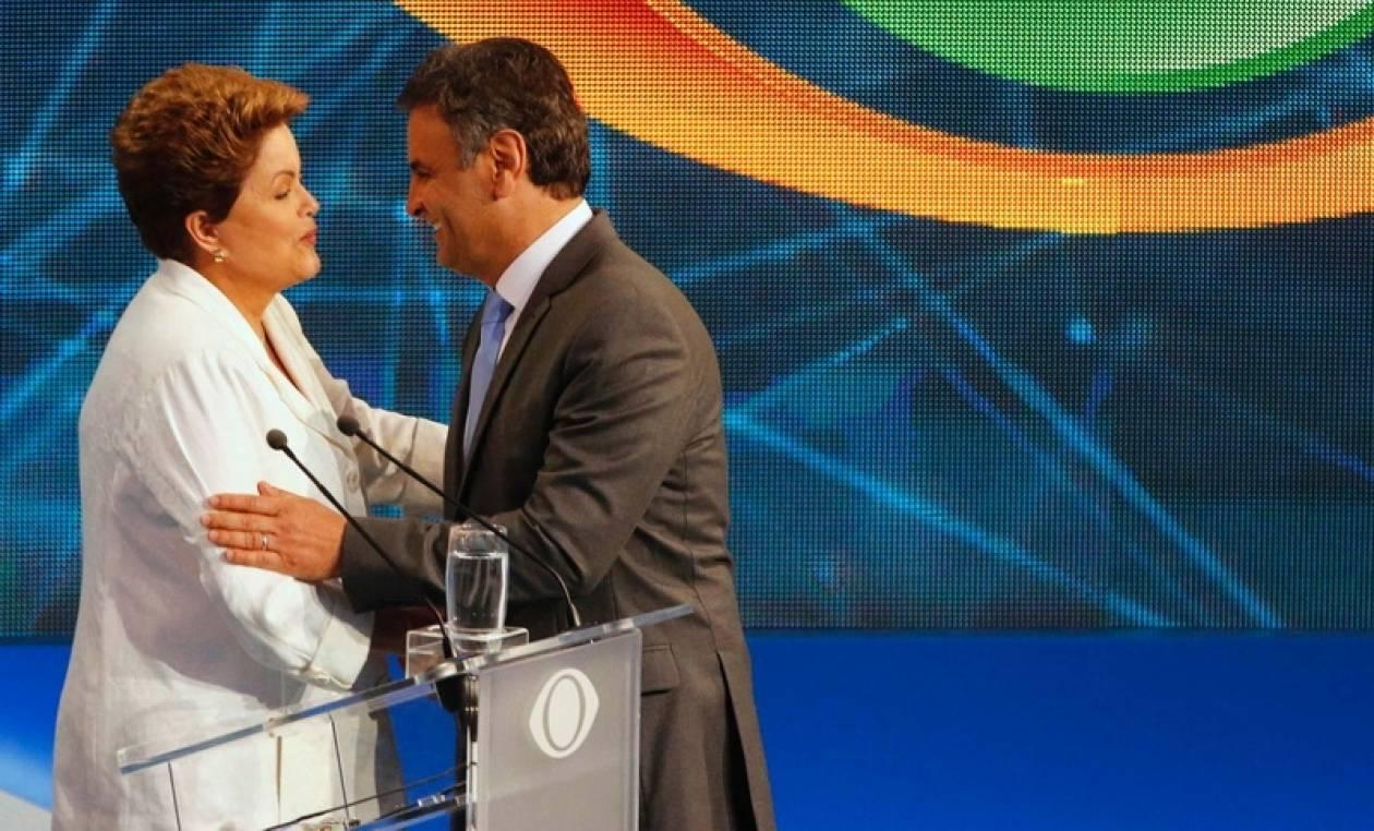 Βραζιλία: Κερδίζει έδαφος η Ρούσεφ σύμφωνα με νέα δημοσκόπηση