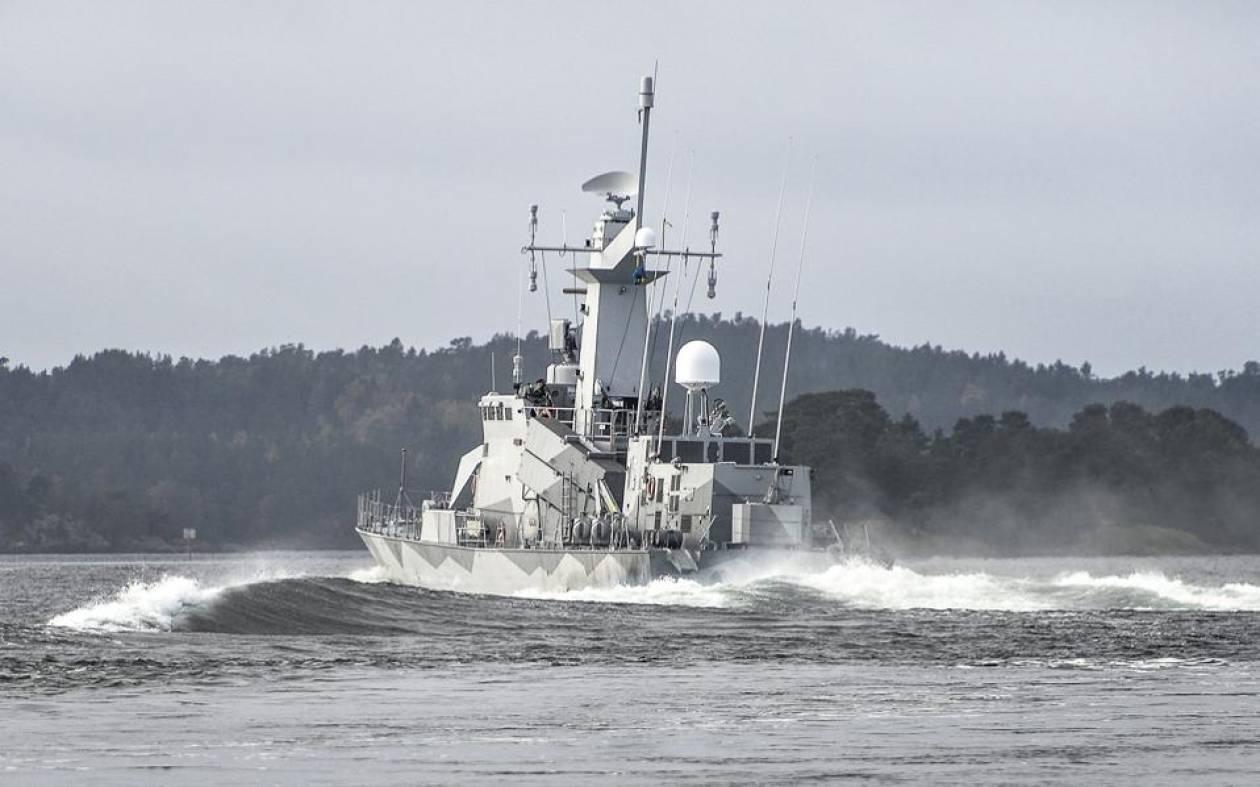 Σουηδία: Ψάχνουν ακόμα για το υποβρύχιο