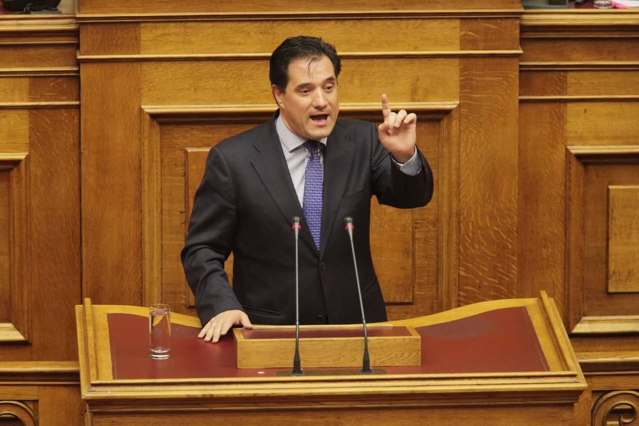 Γεωργιάδης: Το ΠΑΣΟΚ πρέπει να αποφασίσει αν θέλει συμφωνία με την τρόικα