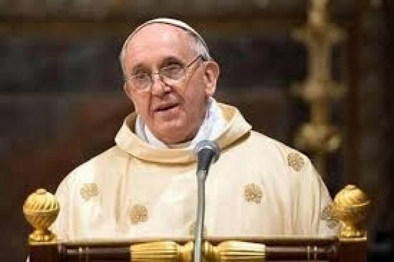 Πάπας Φραγκίσκος: Επίσκεψη στο Οικουμενικό Πατριαρχείο και την Τουρκία