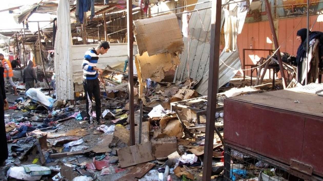 Ιράκ: Δεκάδες νεκροί σε βομβιστικές επιθέσεις εναντίον σιιτών στη Βαγδάτη