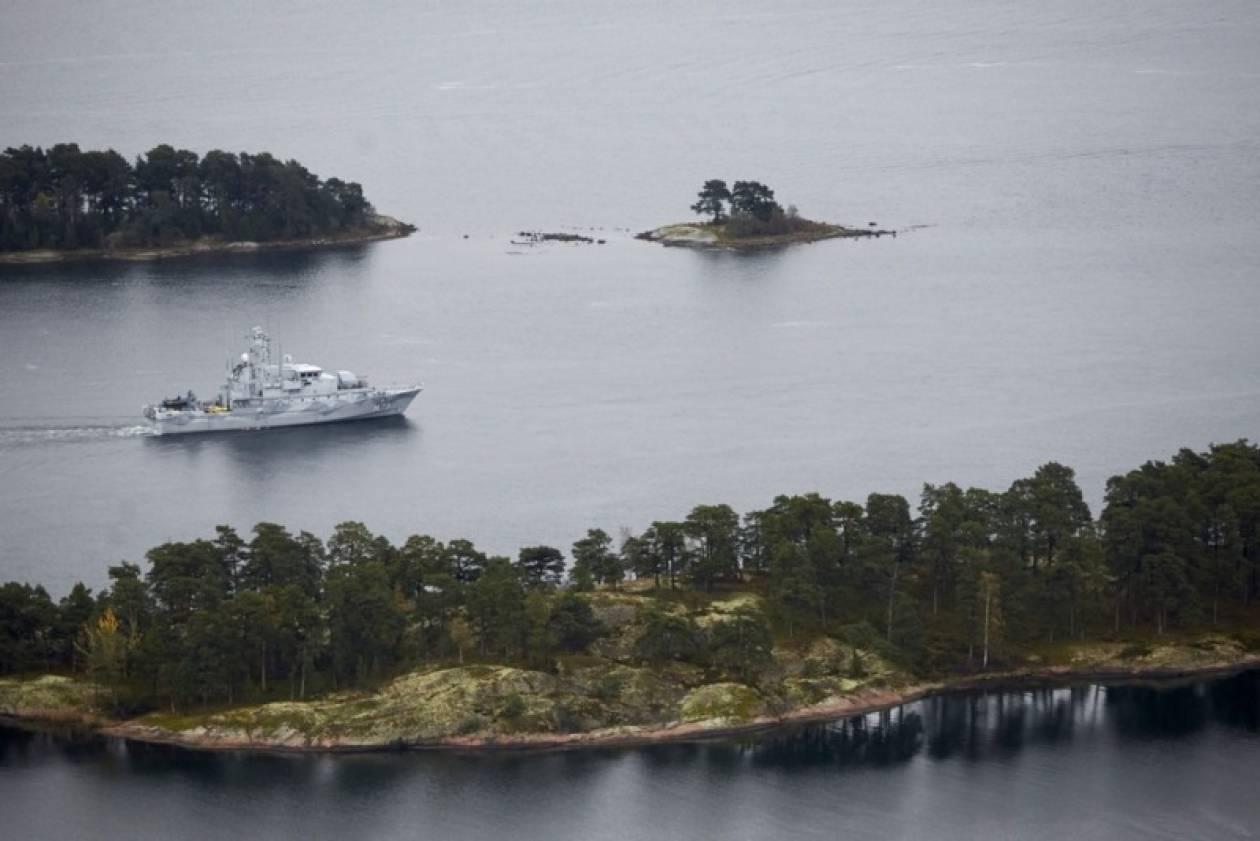 Σουηδία: Συνεχίζονται οι έρευνες για το μυστηριώδες υποβρύχιο
