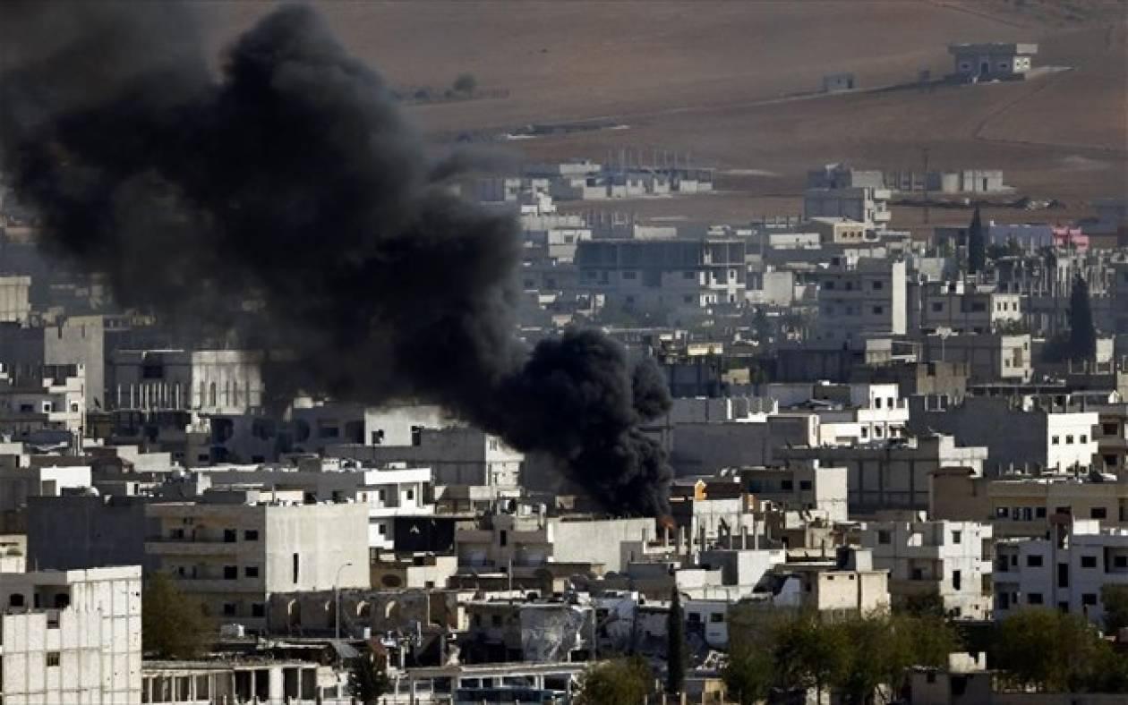 Eπιθέσεις εναντίον του Ισλαμικού Κράτους σε Ιράκ και Συρία