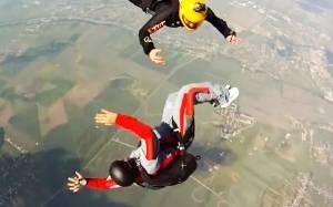 Όταν το skydiving πάει στραβά!