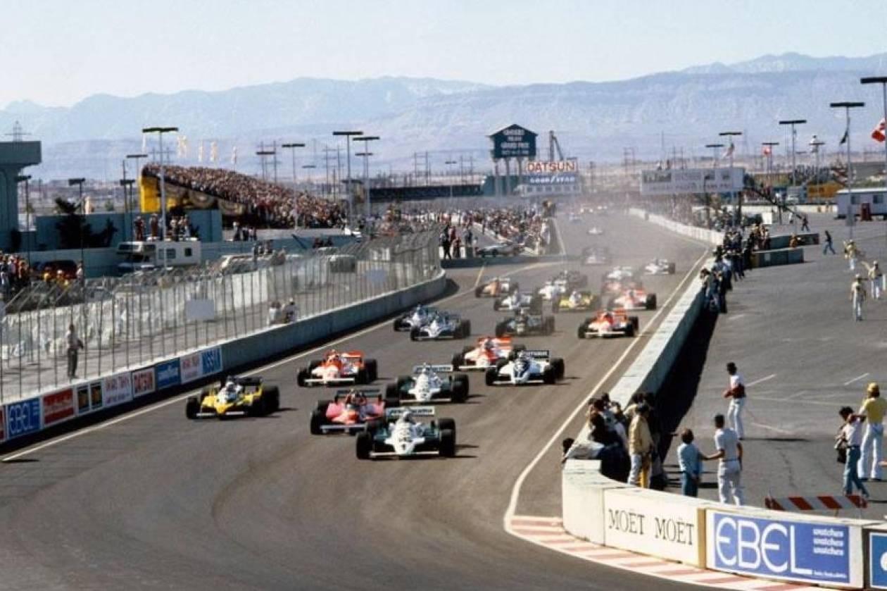 F1: Η επιστροφή των Grand Prix στο Las Vegas