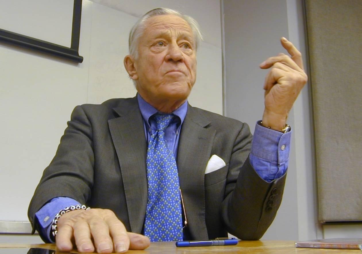 Πέθανε ο πρώην επικεφαλής της Washington Post Μπεν Μπράντλι