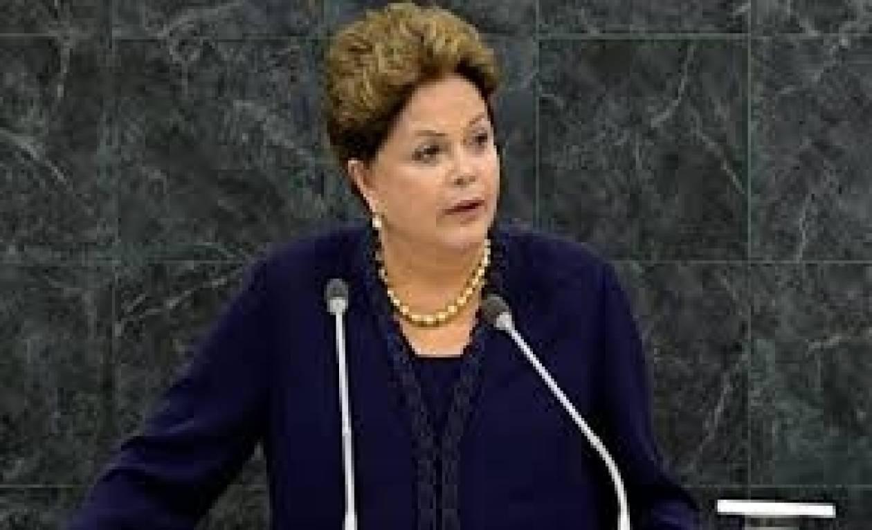 Βραζιλία: Μπροστά κατά μία μονάδα η Ρούσεφ