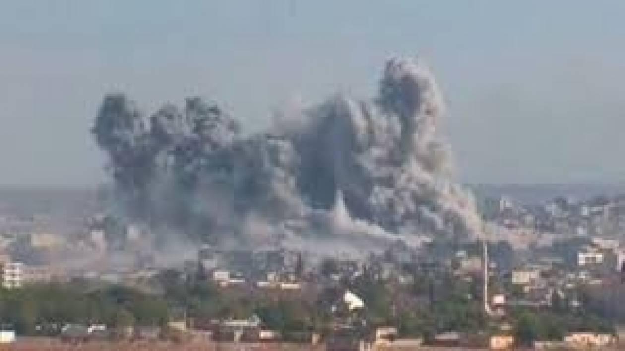 Συρία: Η Δαμασκός στηρίζει τις κουρδικές δυνάμεις στο Κομπάνι