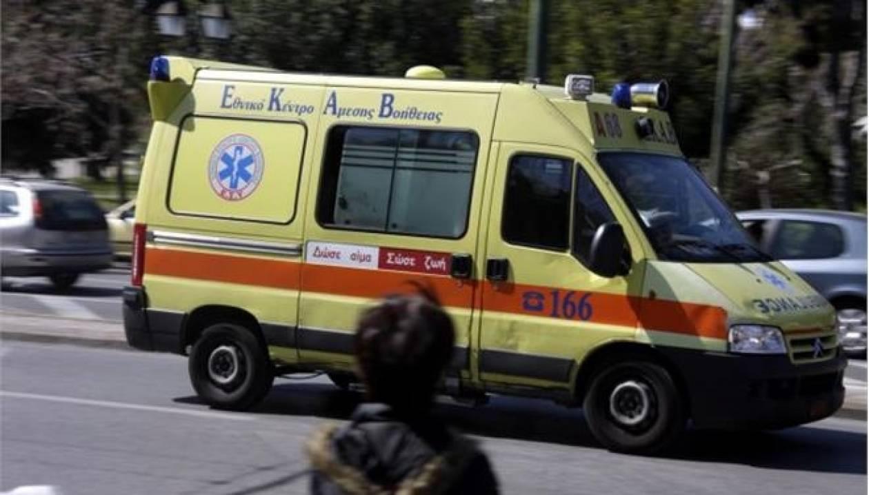 Στην Αθήνα μεταφέρθηκε από το ΠΑΓΝΗ το κοριτσάκι που υπέστη εγκαύματα