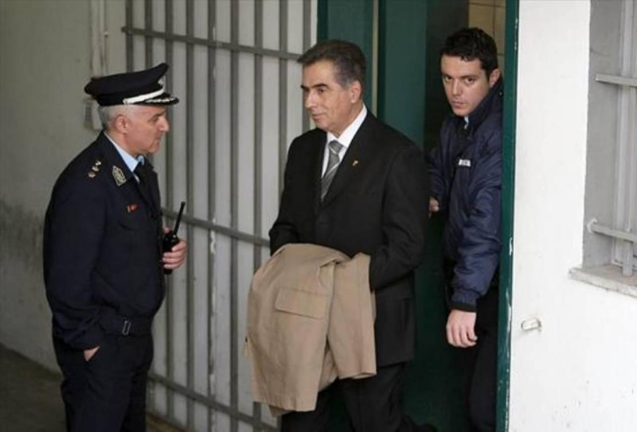 Θεσσαλονίκη: Στις φυλακές Διαβατών επέστρεψε ο Παπαγεωργόπουλος