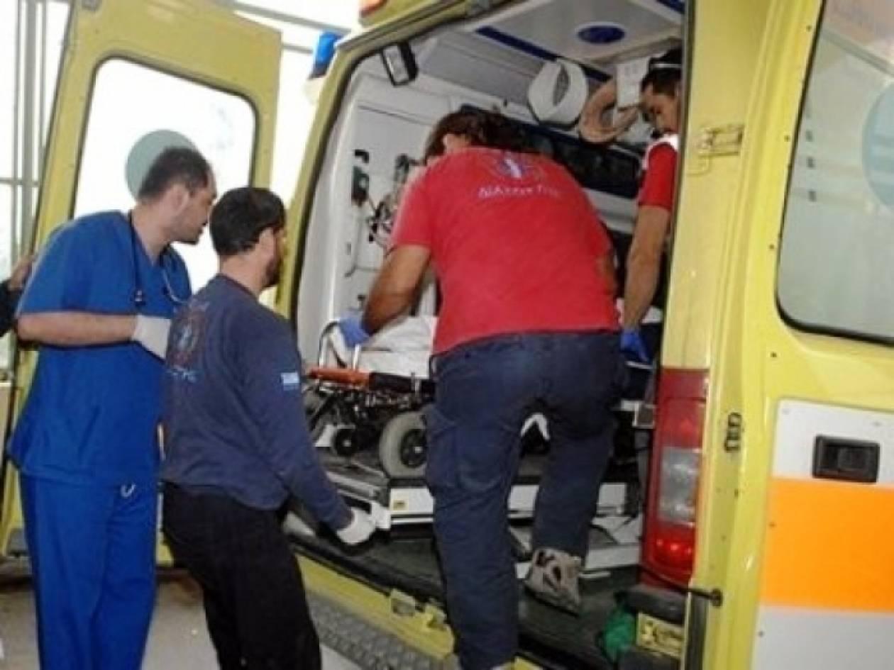Κρήτη: Στο νοσοκομείο 58χρονη που χτυπήθηκε με λοστό