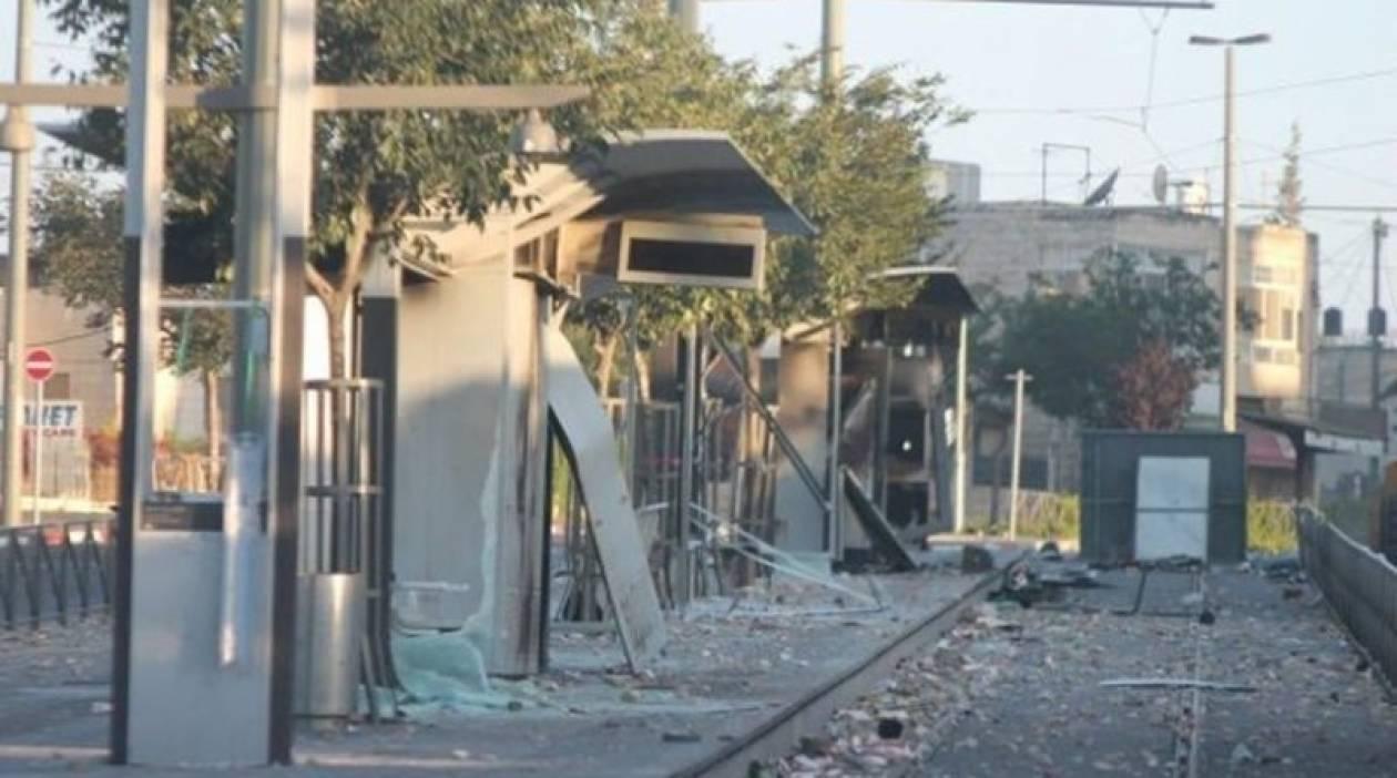 Ισραήλ: Νεκρό βρέφος από τρομοκρατική επίθεση σε στάση τραμ (vids)