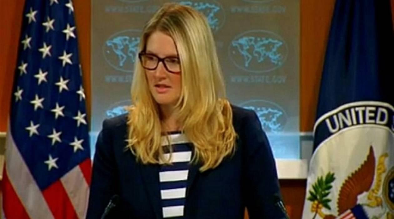 Στέιτ Ντιπάρτμεντ: Οι ΗΠΑ αναγνωρίζουν το δικαίωμα της Κύπρου για αξιοποίηση της ΑΟΖ